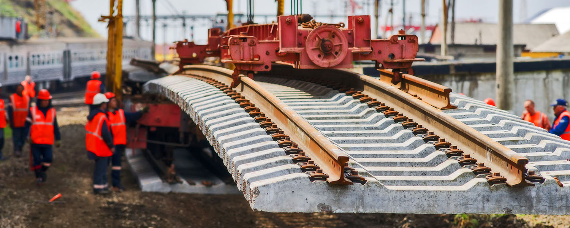 Rail & Rolling Stock